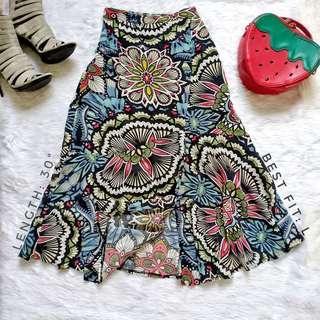 410 || Maxi Skirt