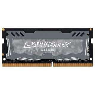 Crucial Ballistix Sport LT 16gb Kit ( 2 x 8GB ) Dual DDR4 2400 SODIMM (PC4-19200)