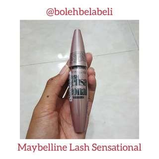Maybelline Mascara Lash Sensational