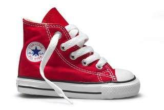 (FreePos📮) Authentic CONVERSE Toddler Shoes