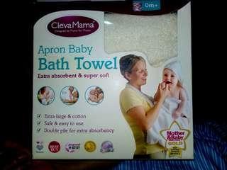 Cleva mama bath towel
