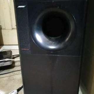 BOSE Accoustimass 3 series IV Speaker System