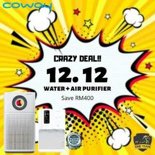 COWAY CRAZY DEAL | FREE 1 MONTH RENTAL