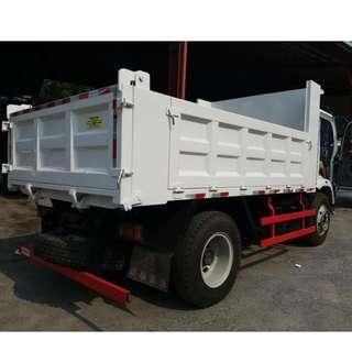 6 Wheeler Mini Dump Truck 6m³