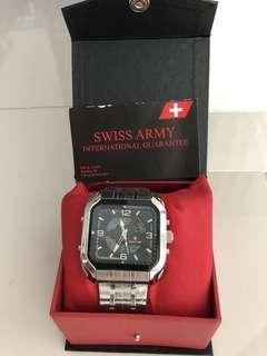 Jam tangan swiss Army CH-2610 St.I mier