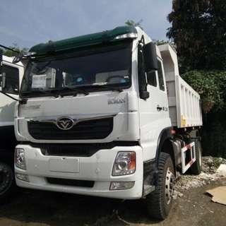 6 Wheeler Dump Truck 10-12m³