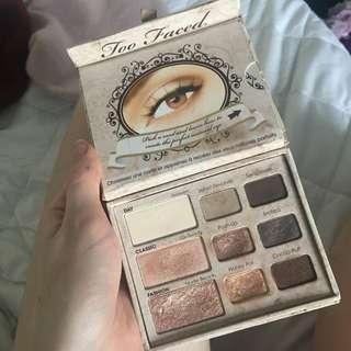 Makeup Bundle- Too Faced and Tarte
