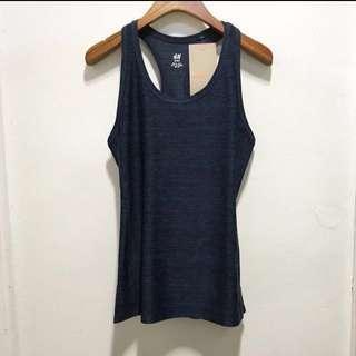 🎉 H&M Navy blue sport top