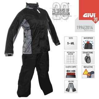 Raincoat GIVI RRS007