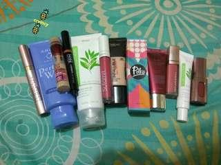 Preloved makeup & skincare