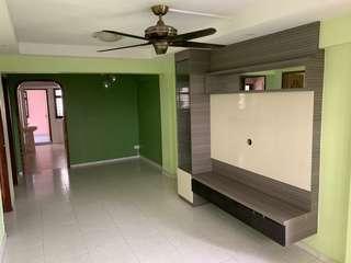 BANK SALE - Blk 231 Lorong 8 Toa Payoh Rare 3rooms Corner + Utility