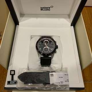 MONTBLANC WATCH 43mm Chronograph Automatic