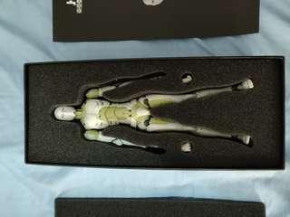 Snythetic He Men Body Action Figure Figurine 1/6 Scale