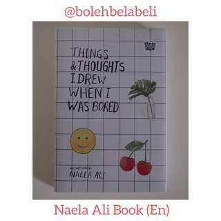 Naela Ali Things & Thoughts I Drew When I Was Bored