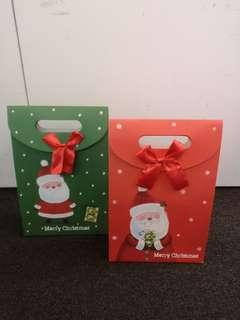 Christmas Gift Bag 100pcs