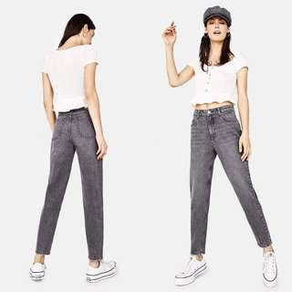 BERSHKA MOM FIT JEANS