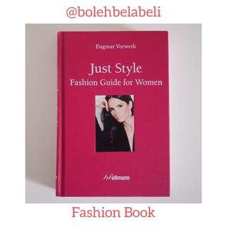 Just Style Fashion Guide For Women