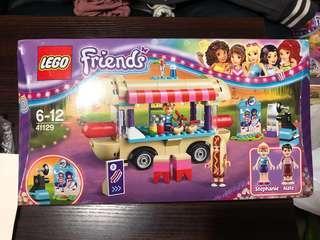 LEGO friends 流動熱狗車 兒童