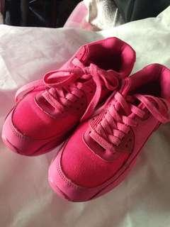 Airmax rubbershoes