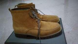 Sepatu Boots Pria merk Pedro