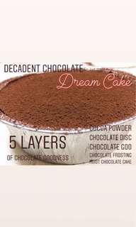Decadent Chocolate Dream Cake