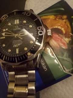 Omega 007 Limited