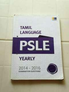 PSLE Tamil Yearly Booklet (2014-2016)