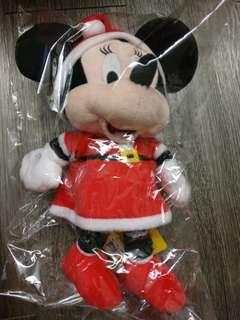 聖誕米妮 Minnie 毛公仔