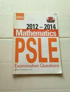 PSLE Mathematics Yearly (2012-2014)