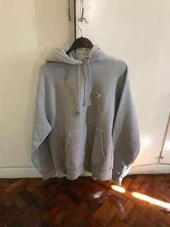 Champion reverse weave gray (urban outfitters)