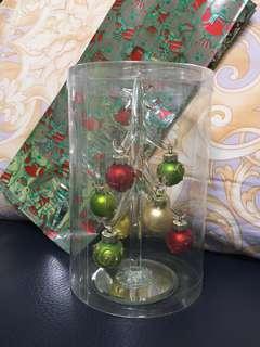 🎉小型聖誕樹擺設裝飾物 Christmas tree decoration 🌲