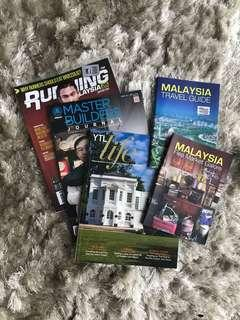 Waiting Room Reading Materials [postage included]