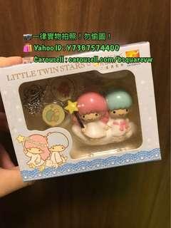 ♥最後1個♥ (不是最新夜光) 7-11 Sanrio Little Twin Stars OCTOPUS 3D八達通配飾 - 成人(可以郵寄)現貨