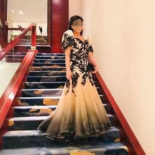 FOR RENT: Filipiniana Ball Gown