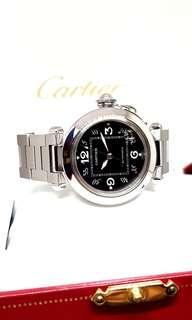 Cartier Black C Pasha