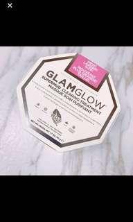 $398/1盒 Glamglow deep cleansing mask 火山泥深層清潔面膜