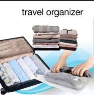 10 Handroll Compressed Travel Vacum Bag brand new item