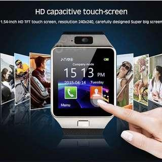 Bluetooth Smart Watch Can Insert Sim and Memory Card
