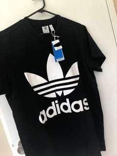 Oversized Trefoil Adidas Shirt