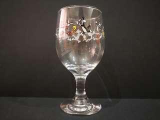 Looney tone glass