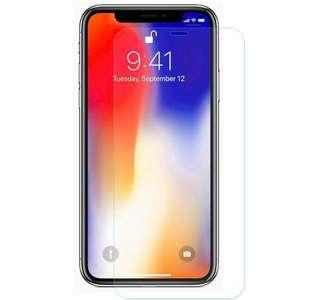 BUY 1 FREE 1 iPhone XR tempered glass screen protector