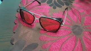 Sunglasses steampunk iron man