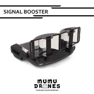 Drone Signal Booster / Amplifier / Extender for DJI Spark and DJI Mavic