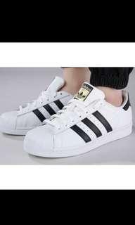 (PO) Adidas Superstar Shoe inspired