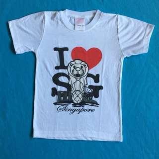 I Love SG Shirt
