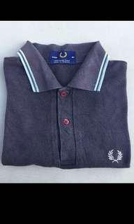 Fred Perry Collar Ringer