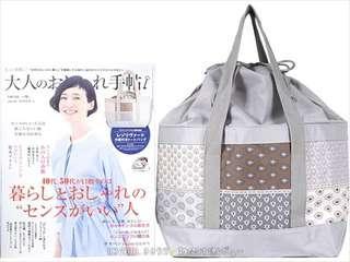 Olivades 百家布 索繩 單膊/手挽袋(Tote Bag) ~ 日本雜誌附錄袋