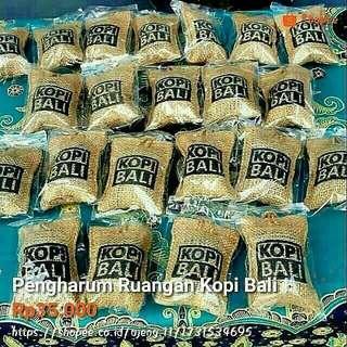 Pengharum Ruangan Kopi Bali