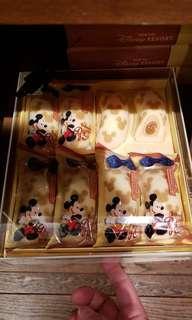 日本Disney banana cake