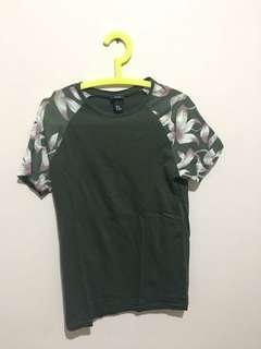 H&M Green T-shirt